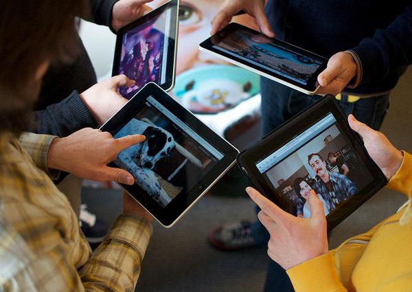По оценке Digitimes Research, поставки планшетов в первом квартале 2016 заметно снизились