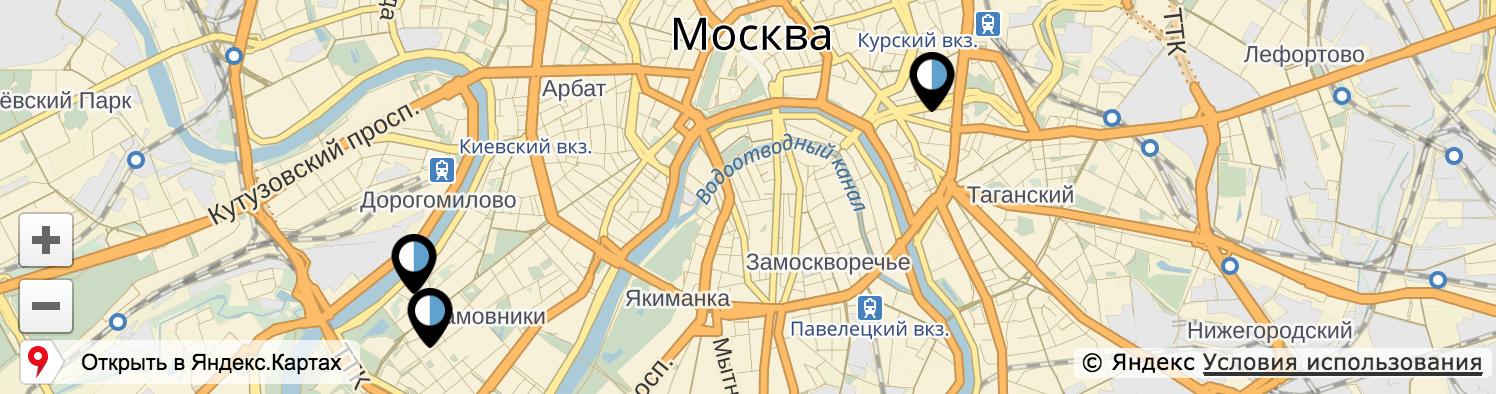 Выбор школы в Москве the hard way - 2