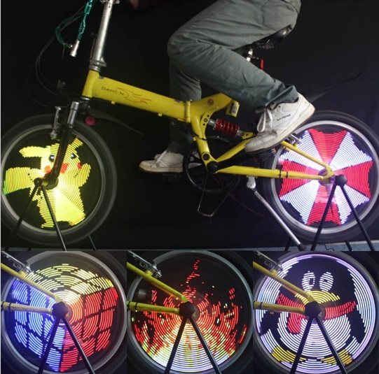 Человек, велосипед, гаджет — от истоков до современности - 11
