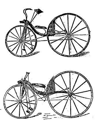 Человек, велосипед, гаджет — от истоков до современности - 3