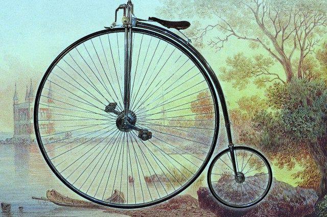Человек, велосипед, гаджет — от истоков до современности - 6