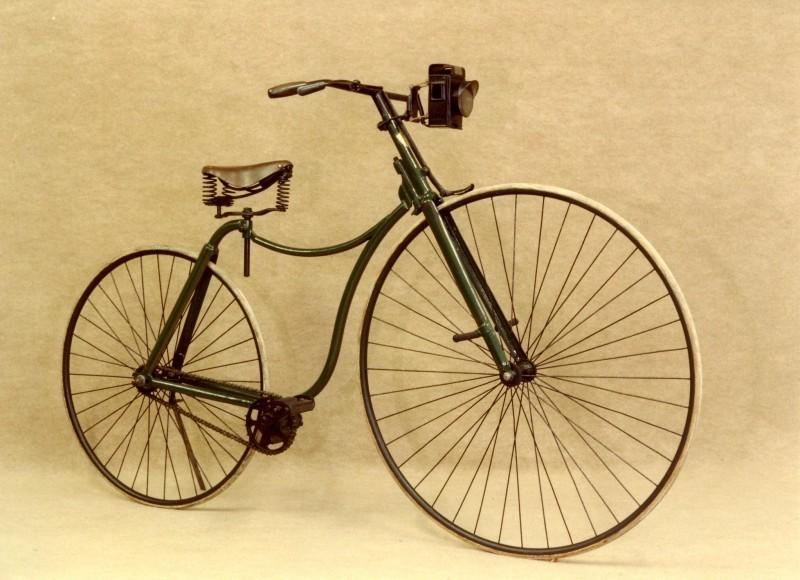 Человек, велосипед, гаджет — от истоков до современности - 7