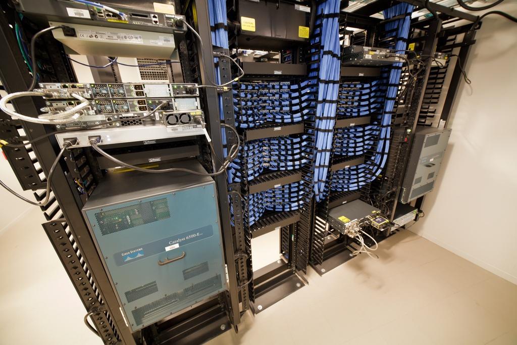 Как дата-центры меняются прямо сейчас: Технологические решения для ЦОД - 2