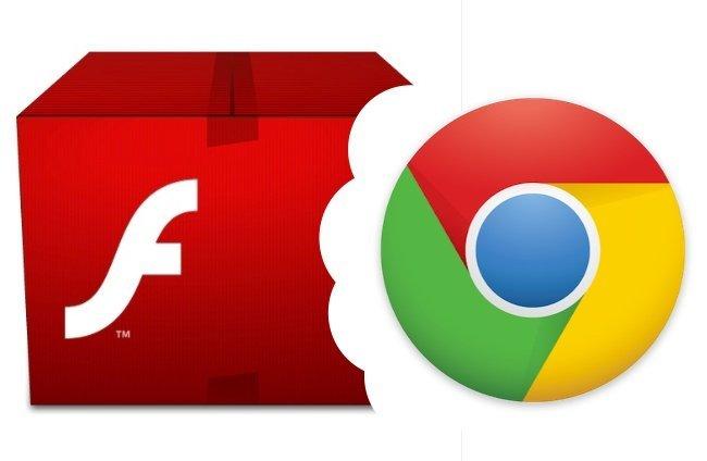 Контент Flash начнет блокироваться по умолчанию в Chrome уже в этом году