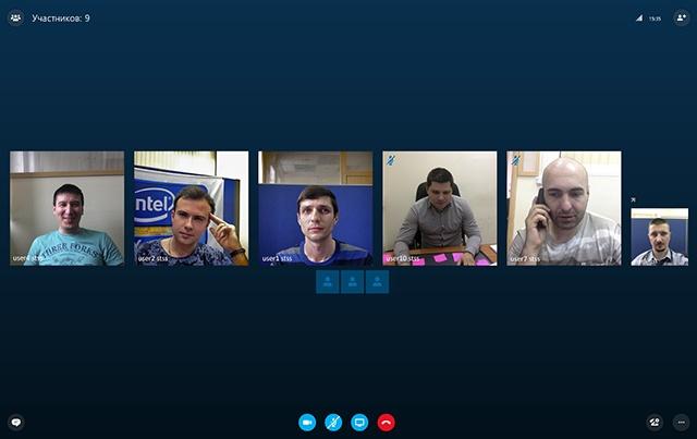 Видео-конференц-связь TrueConf. Обзор и сравнение со Skype for Business - 9