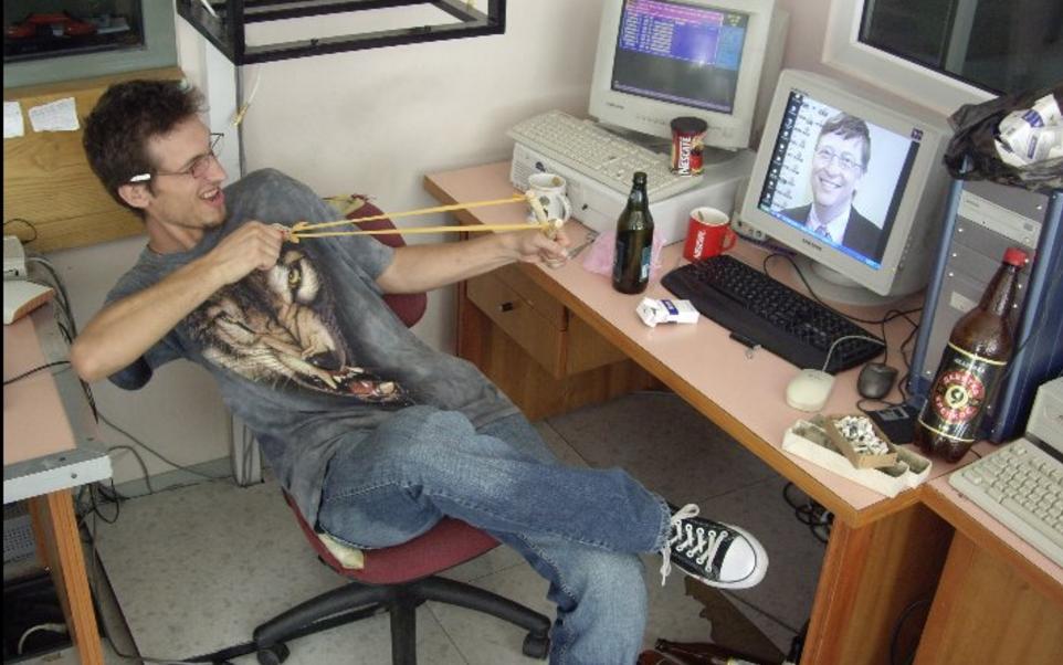 Правильный оффер при устройстве программиста в офис - 1