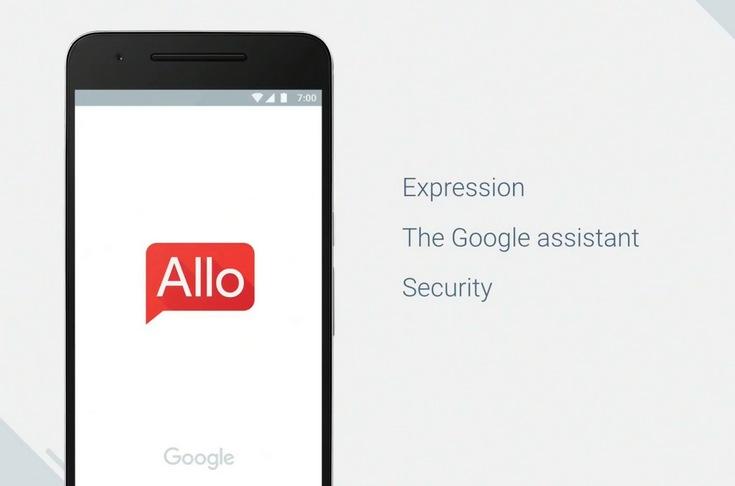 Google представила ПО Allo