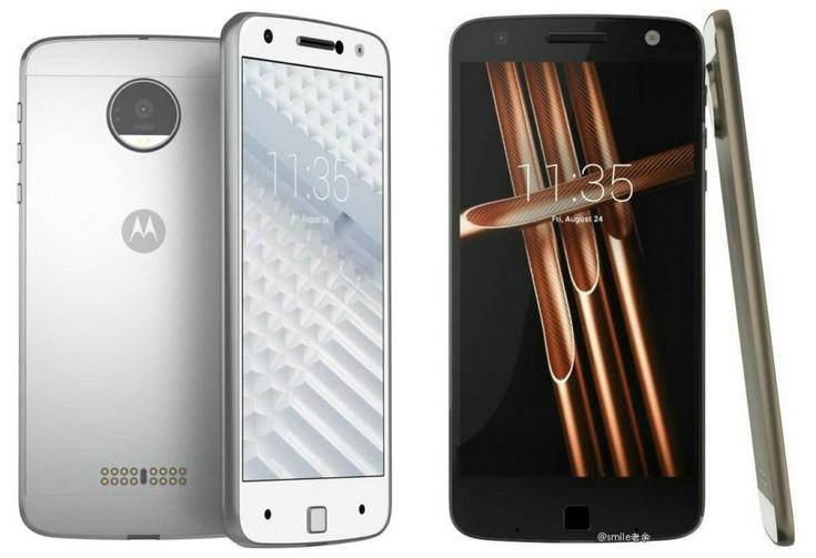 Скоро нас ожидает анонс смартфонов Moto Z Style и Moto Z Play