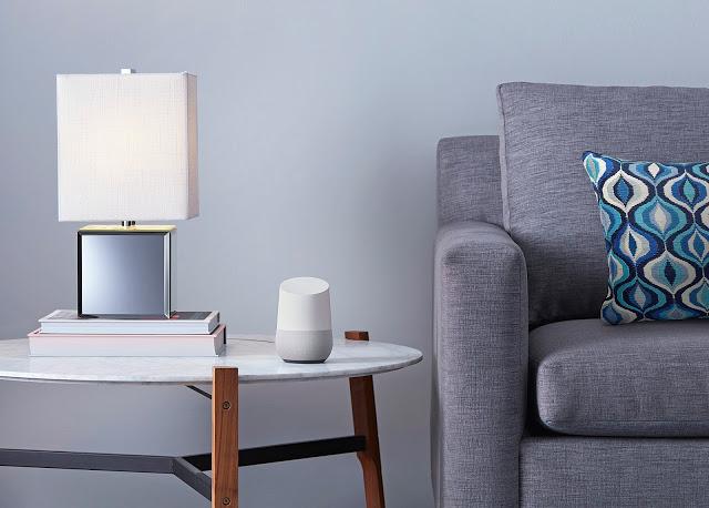 Выпуск Google Home намечен на текущий год