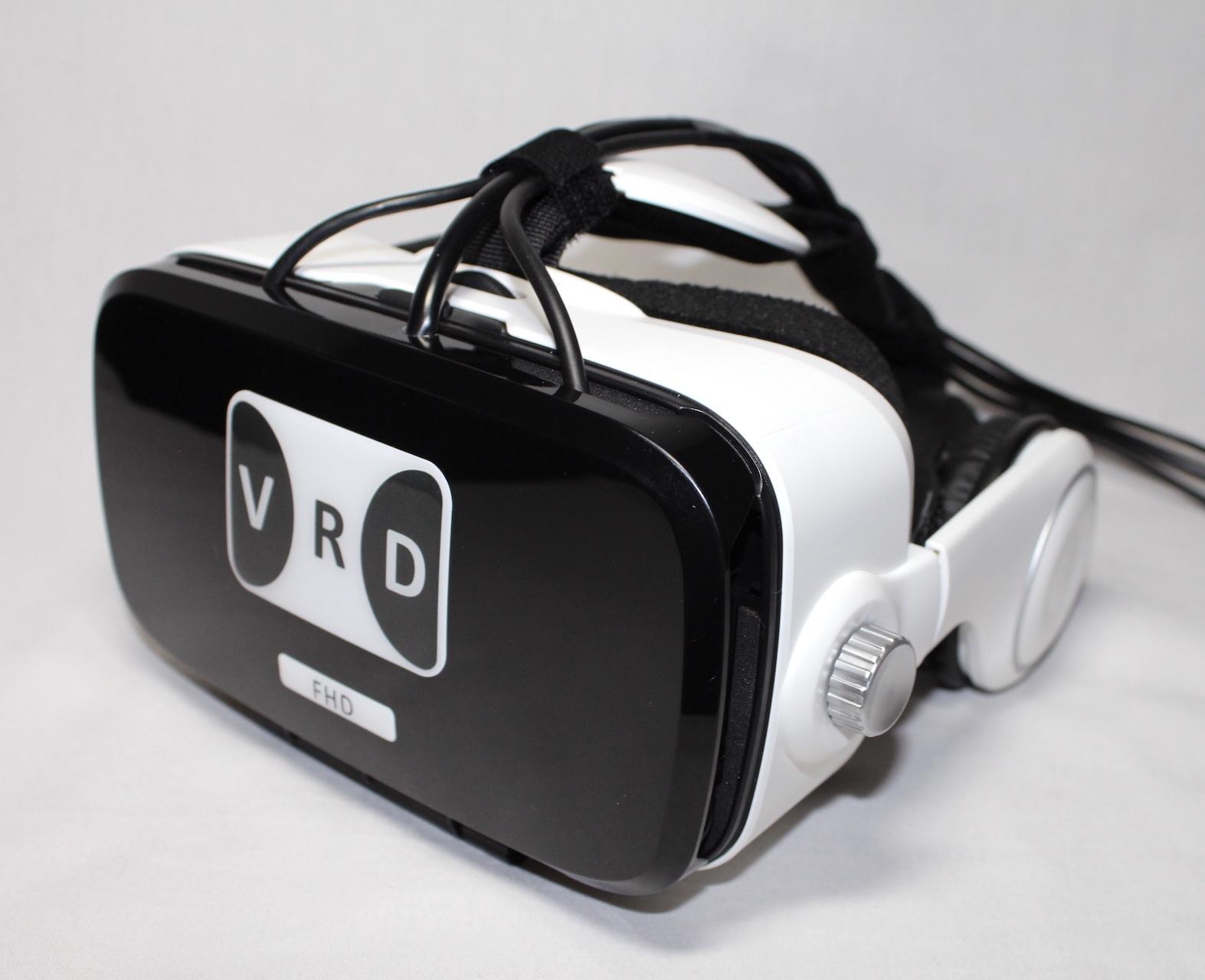 Шлем виртуальной реальности VRD Z4 - 1