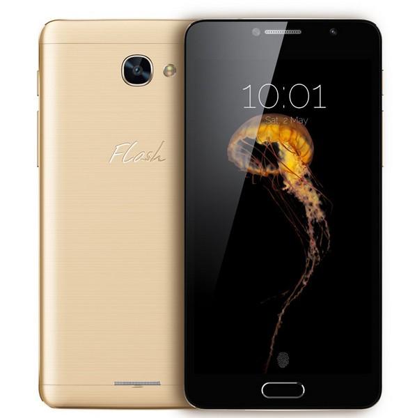 Смартфон Alcatel Flash Plus 2 сможет потягаться с моделями Xiaomi и Meizu