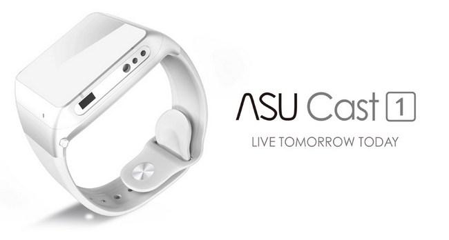 Умные часы ASU Cast One со встроенным лазерным проектором оценены в 460 долларов