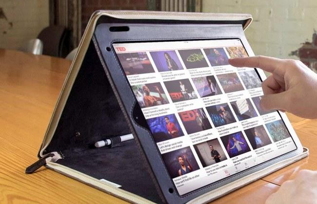 Twelve South представила чехол BookBook for iPad Pro