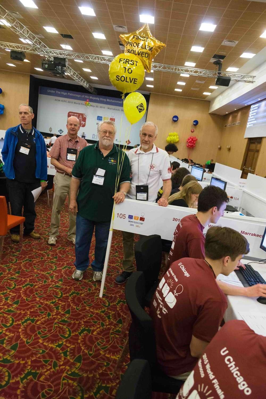 Онлайн-трансляция ACM ICPC: Как это устроено - 8