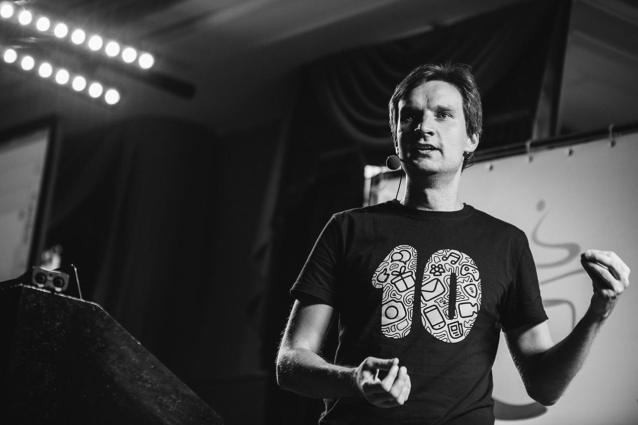 [СПб, Анонс] Встреча с Андреем Паньгиным — Всё, что вы хотели знать о стек-трейсах и хип-дампах - 1