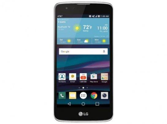 Южнокорейская компания LG  анонсировала бюджетник Phoenix 2