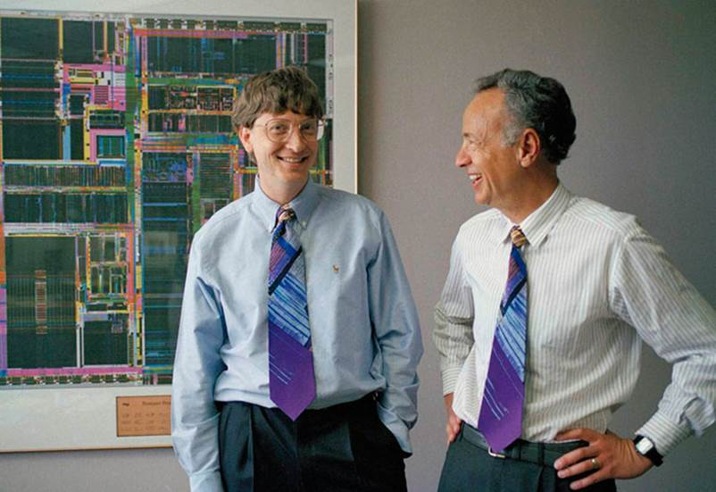 Энди Гроув о компьютерном рынке и его игроках - 2
