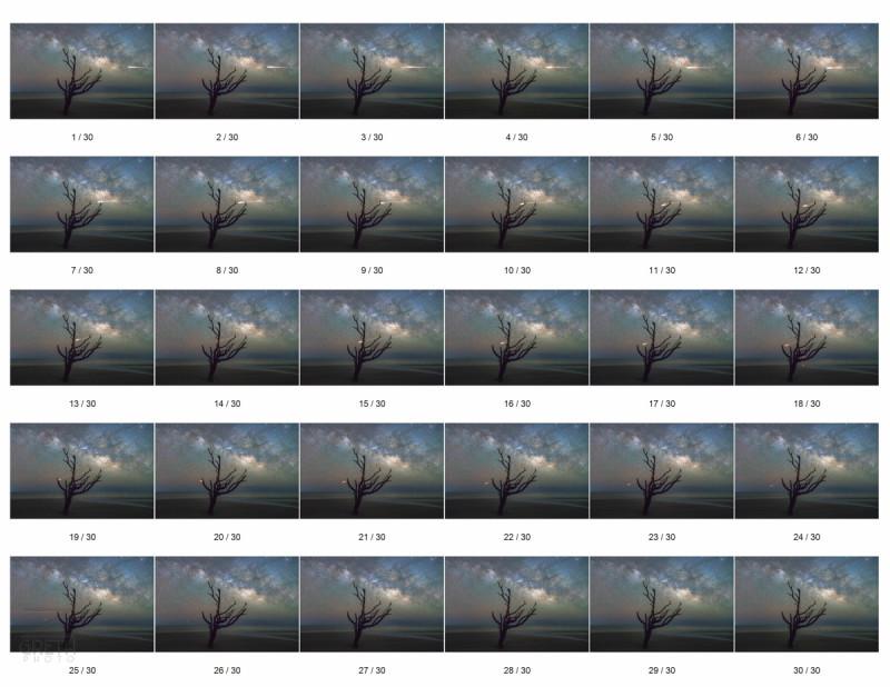 Фотограф-любитель случайно снял возвращение Falcon 9 - 4
