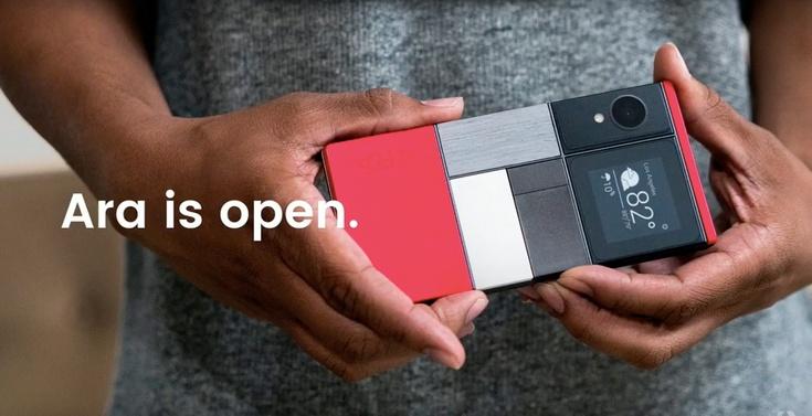 Модульный смартфон Google Project Ara уже почти готов к выходу на рынок