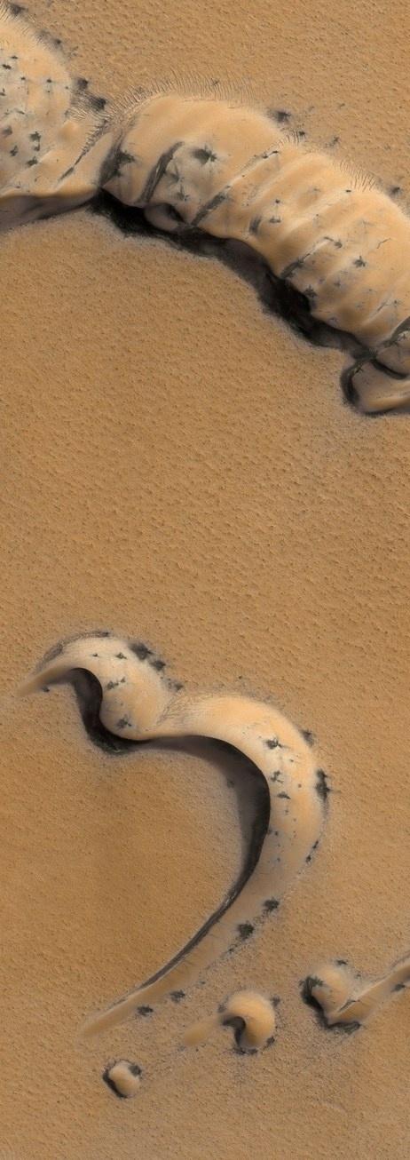 Ветер и лед на Марсе - 3