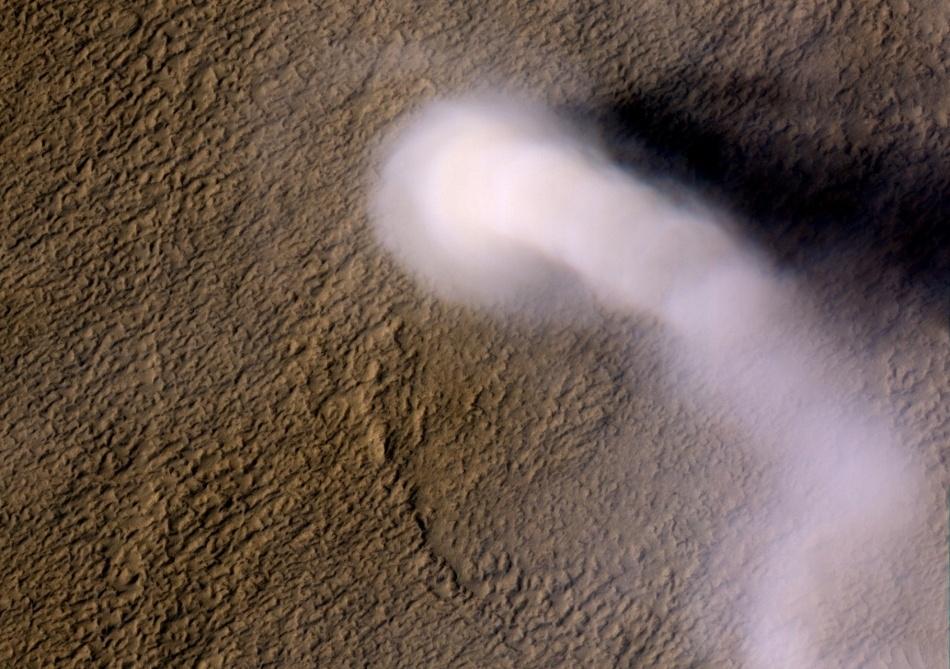 Ветер и лед на Марсе - 7