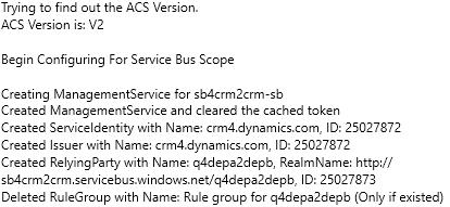 Интеграция двух тенантов Dynamics CRM Online при помощи Azure Service Bus и Azure Cloud Service - 10