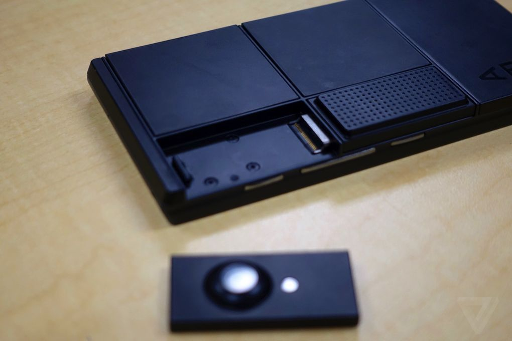Project Ara — первое знакомство с работающим прототипом модульного смартфона - 2