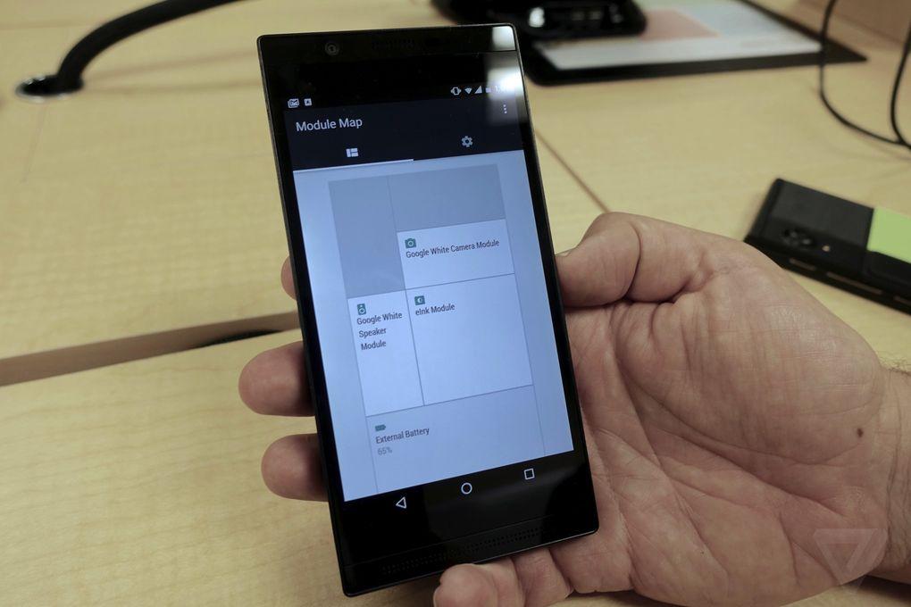 Project Ara — первое знакомство с работающим прототипом модульного смартфона - 9