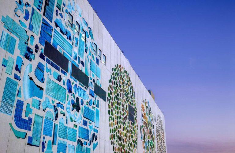 Google превращает свои дата центры в произведения искусства - 2