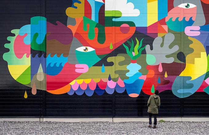 Google превращает свои дата центры в произведения искусства - 5
