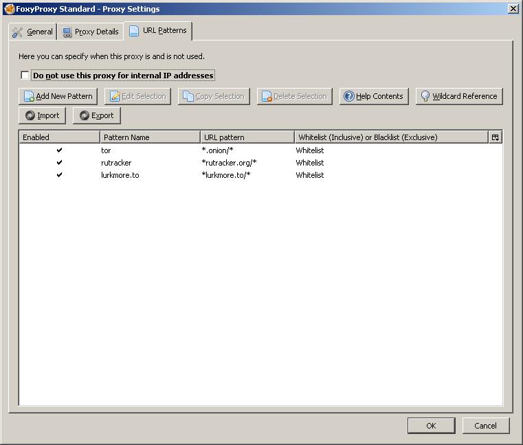 Как открывать заблокированные провайдером сайты и скрытые onion-сервисы в основном браузере (Firefox) - 4