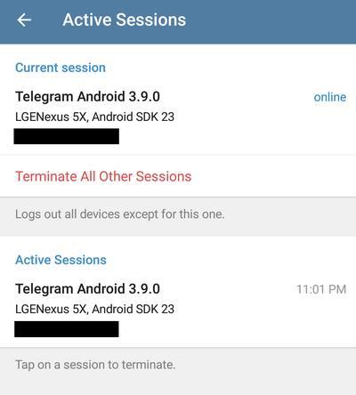 Почему двухфакторная авторизация в Telegram не работает - 14