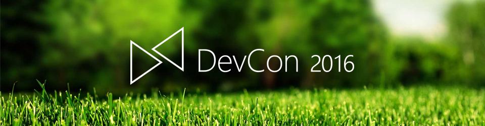 Все, что вам нужно знать про DevCon 2016 - 1