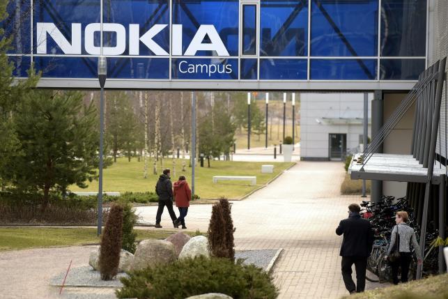 Nokia уволит 1300 человек