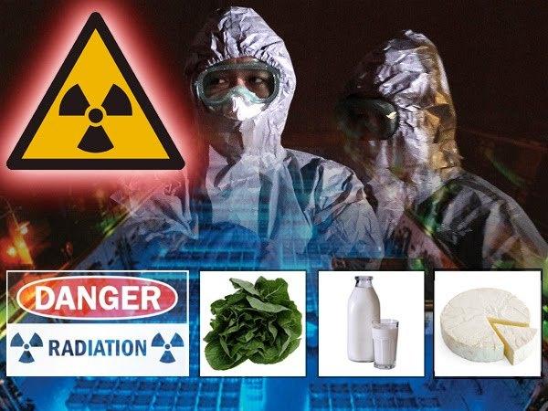 Бананы, жена и другие источники естественной радиации - 1