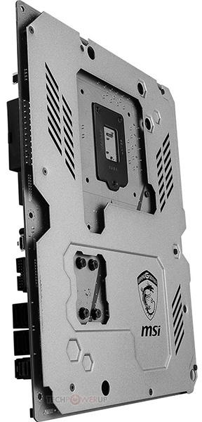 MSI Z170A MPower Gaming Titanium
