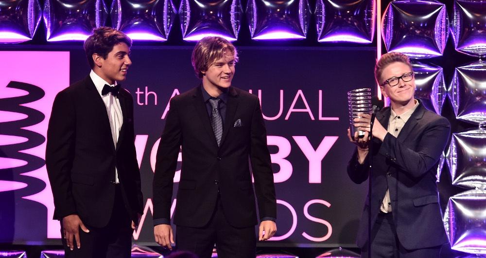 Необычные сайты 2016 от Webby Awards - 1