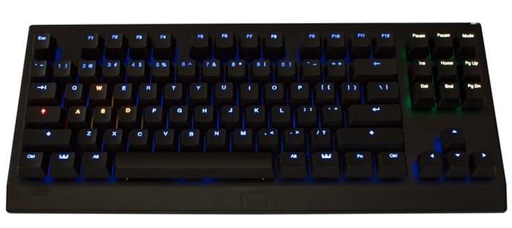 Отгрузка клавиатур Wooting One должна начаться в ноябре
