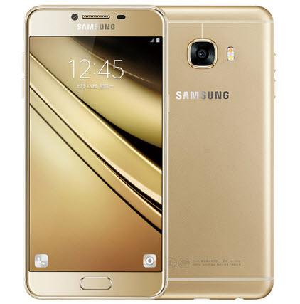 Представлен смартфон Samsung Galaxy C7