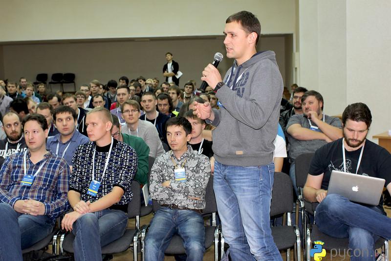 Предварительная программа PyCon Russia готова. Выступят докладчики из США, Англии, Франции, Чехии, Украины и России - 18