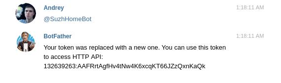 Telegram Site Helper 2.0 — чат помощник для сайта на основе Telegram - 9