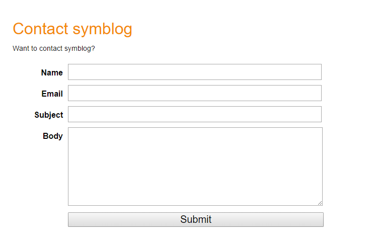 Создание блога на Symfony 2.8 lts [ Часть 2 ] - 5