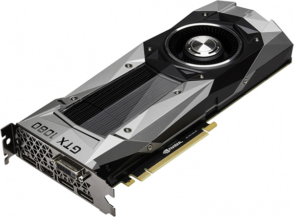 Palit GeForce GTX 1080 Founders Edition