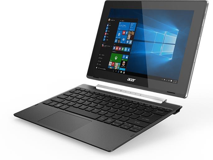 Продажи Acer Switch V 10 начнутся позже в текущем году, по цене от $249