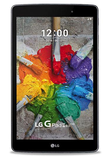 Планшет LG G Pad III 8.0 поступил в продажу по цене около $185