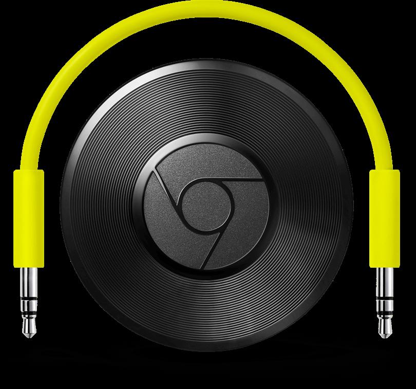 Device Lab от Google: Chromecast 2.0 и Chromecast Audio - 2