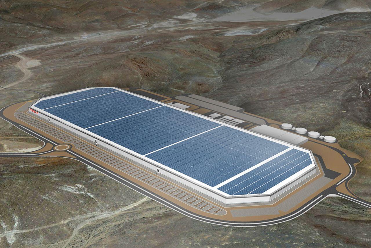 Гигафабрика Tesla открывается 29 июля - 1