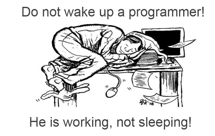 О том, что убивает продуктивность разработчиков - 1