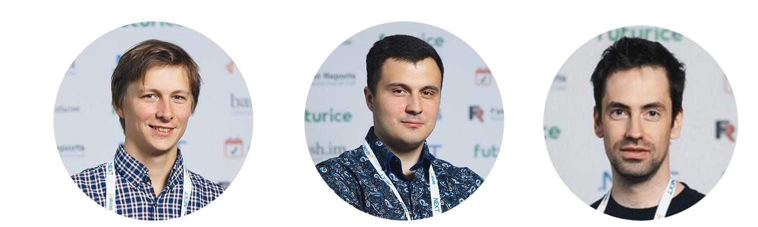 DotNext 2016 Piter: Full Stack .NET conference - 3