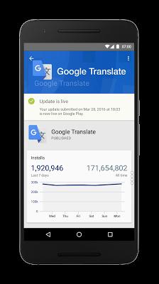Google I-O 2016: Улучшения в области тестирования и доставки приложений - 9